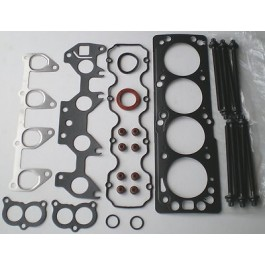 ASTRA G & VAN COMBO CORSA C MERIVA 1.6 8V Z16SE 2000 on HEAD GASKET SET & BOLTS