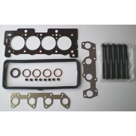 BERLINGO SAXO C2 C3 1.4 8V 99 on MULTI POINT INJECTION  HEAD GASKET SET + BOLTS