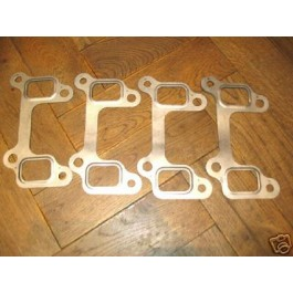 RANGE ROVER P38 DISCOVERY 3.9 4.0 4.6 V8 EXHAUST MANIFOLD GASKETS 1993 on x 4