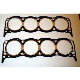 RANGE ROVER P38 DISCOVERY MGR MORGAN 3.9 4.0 4.6 V8 1993 on HEAD GASKET  x 2