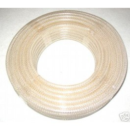 "8mm 5/16""  PVC FUEL AIR OIL WATER HOSE TUBE PIPE 3 MTR"