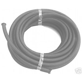 7mm OVERBRAID OVERBRAIDED FUEL PETROL OIL PIPE HOSE