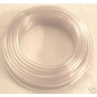 "5mm 3/16"" PVC PLASTIC SCREENWASH TUBING TUBE PIPE 10MTR"