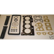 BERLINGO SAXO XSARA ZX 1.4 8V HEAD GASKET SET + BOLTS