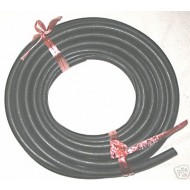 "13mm 1/2"" RUBBER SERVO HOSE TUBE PIPE 1 MTR"