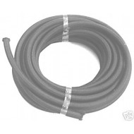 "6mm 1/4"" OVERBRAID FUEL PETROL OIL PIPE HOSE"